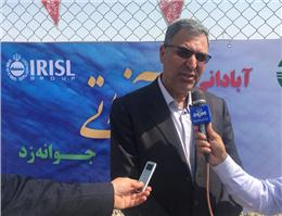 تامین آب شرب بهداشتی روستای آزاتی سیستان و بلوچستان