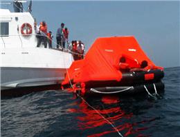 نجات 41 سرنشین شناور مسافری در آبهای ابوموسی