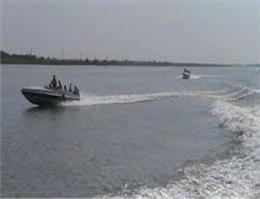 بازداشت دو قاچاقچی مواد مخدر در سواحل بندراروندکنار
