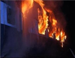 سه زخمی در حادثه آتشسوزی كشتی در استرالیا