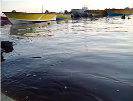 توقیف شناور باری در سواحل خوزستان