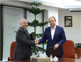 امضاء تفاهم نامه کشتیرانی جمهوری اسلامی ایران با آرکاس ترکیه