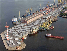 New Investment in Russia Ports