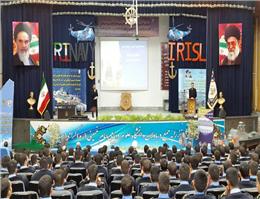 پایان دوره آموزش دانشجویان بورسیه کشتیرانی در دانشگاه نوشهر