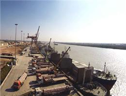 صادرات 95هزار تن کالای غیرنفتی از طریق دریا به عراق