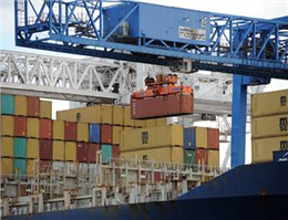 Asia-North Europe Box Rates Up 7 pct