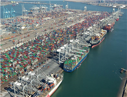 Rotterdam and IBM to Build Port of the Future