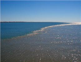 خشکاندن آب دریای مازندران؛معضل جدید محیط زیست