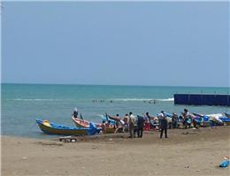 اجرای طرح های سالم سازی دریا در بنادر گز و ترکمن