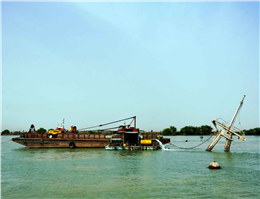 اروند رود به 30 میلیون مترمکعب لایروبی نیاز دارد