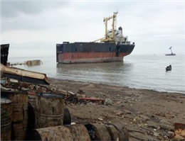 Shipbreaking Activities at Gadani Yards Banned