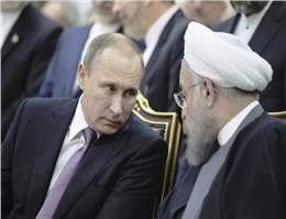 Tehran Seeks Naval Cooperation With Moscow In Caspian Sea