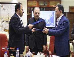 تفاهم نامه مشترک کشتیرانی جمهوری اسلامی و تامین سرمایه امین