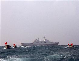 بنگلادش برنده مشاجرات دریایی با هند