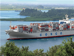 China Cosco working to form container alliance