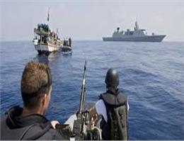 اتحادیه اروپا حملات دزدان دریایی را كنترل میكند