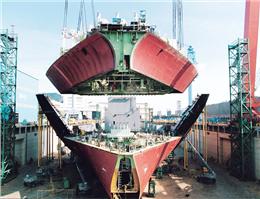 مشارکت سه یارد کشتیسازی چین با یکدیگر