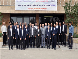 بازدید مدیرعامل کشتیرانی از امکانات و فعالیت شرکت های گروه در بنادر امام خمینی و خرمشهر