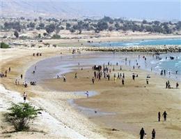 برابری مناطق حساس ساحلی بوشهر با سطح جهانی