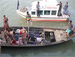 افزایش شمار کشته های غرق کشتی در بنگلادش
