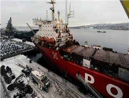 Russia Readies Nuclear Container Ship