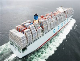 China COSCO Shipping Not to Hike Freight Rates