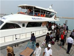 برگزاری تورهای دریایی در آبهای بندرعباس