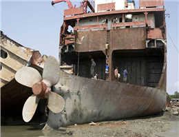 Ship Breaking Around The World