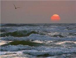 هشدار هواشناسی نسبت به تردد های دریایی