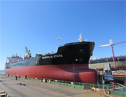Second ECO-Class tanker to be Built in San Diego