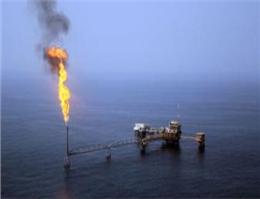 افت فشار گاز در چاه های دریایی پارس جنوبی رد شد