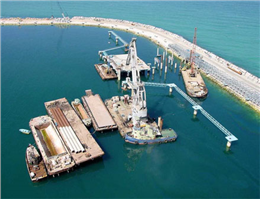 Chabahar Port 's First Phase Ready for Operation