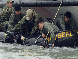 گزارش غواصان از مشاهد اجساد داخل کشتی