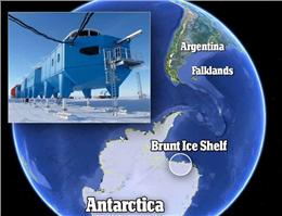 اصلاح طرح راه اندازی پایگاه تحقیقاتی در قطب جنوب