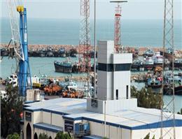 امکان پهلوگیری کشتی های 5 هزار تنی در بندر لنگه