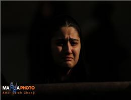 گزارش تصویری مراسم یادبود شهدای سانچی در مدرسه عالی مطهری(2)