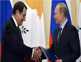 همکاری نظامی روسیه و قبرس