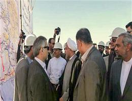 توسعه محور شرق با راه اندازی راه آهن چابهار- زاهدان