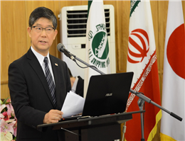 Facilitating Relationships between Iran –Japan,Thanks to the  Implementation of JCPOA