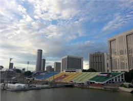 افزایش ظرفیت کانتینرها در بندر سنگاپور