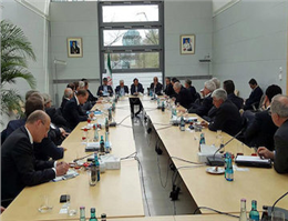 آمادگی ایران برای همکاری با شرکتهای آلمانی
