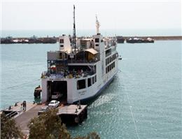 پرونده سفرهای دریایی نوروز95 استان هرمزگان بسته شد
