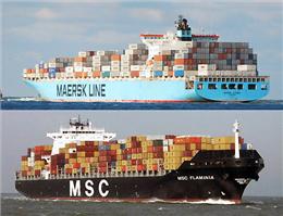 دانمارک و سوئیس کشتی هایشان را به اشتراک می گذارند