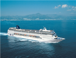 The Greek Guide Foreign Cruise Ships toward Iran