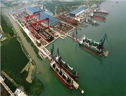 ساخت شناورهای دوستدار محیط زیست توسط چین