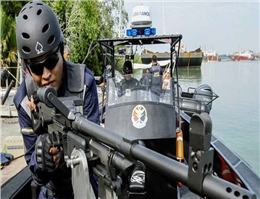 Record Low Maritime crime in South East Asia