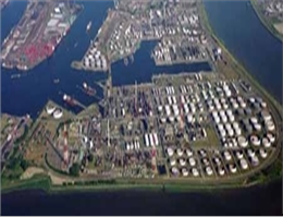 افزایش فعالیت بندر آنتورپ بلژیك
