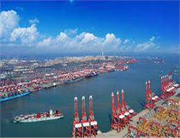 ساخت اسکله توسط DP World در چین