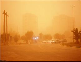 گرد وخاک، زندگی در سواحل خوزستان را فلج کرد