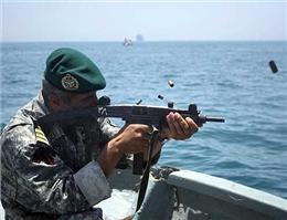 درگیری ناوگروه ارتش با دزدان دریایی